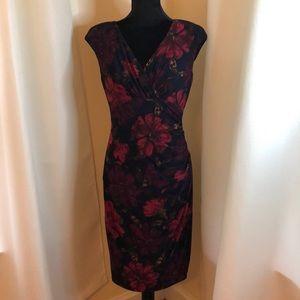 Ralph Lauren Fall Floral Dress